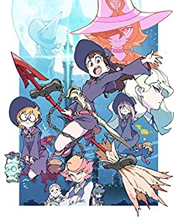 TVアニメ「リトルウィッチアカデミア」VOL.3 Blu-ray (初回生産限定版)