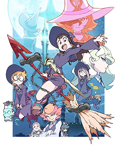 リトルウィッチアカデミア Vol.8 DVD[DVD]