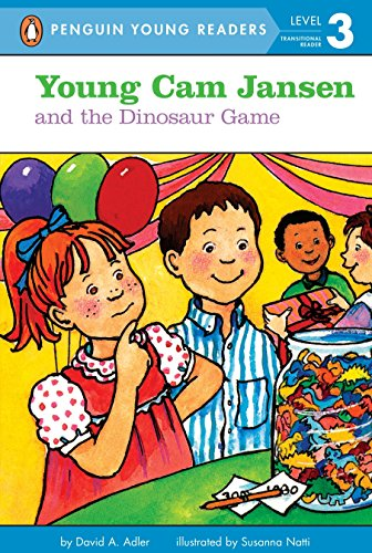 Young Cam Jansen and the Dinosaur Gameの詳細を見る