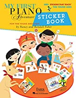 My First Piano Adventure Sticker Book (Piano Adventures)