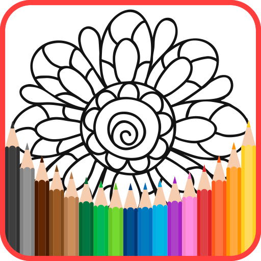 Amazoncojp 大人のためのぬりえ Adult Coloring Book Android