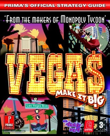 Download Vegas: Make It Big: Prima's Official Strategy Guide 076154447X