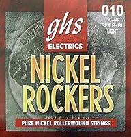 GHS R+RL エレキギター弦 Nickel Rockers Light(10-46)【国内正規品】