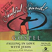 Falling In Love With Jesus [Accompaniment/Performance Track]【CD】 [並行輸入品]