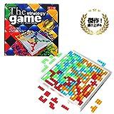 ECONUS ブロックス ボードゲームセット 簡単ルールで遊びやすい (対象年齢7歳~)
