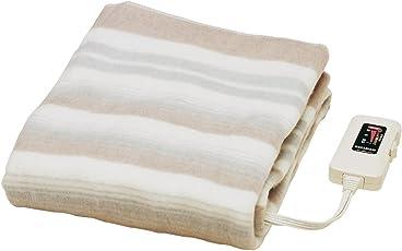 Sugiyama 【水洗いOK】 敷き毛布 140×80cm NA-023S