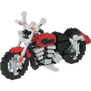 ナノブロック リアルホビーシリーズ モーターサイクル NBM-006