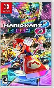 Mario Kart 8 Deluxe (輸入版:北米)