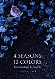 4SEASONS 12COLORS PRESERVING FLOWERS
