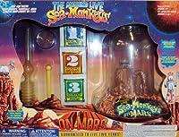 Big Time Toys Sea Monkeys On Mars Deluxe [並行輸入品]