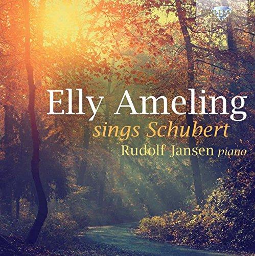 ELLY AMELING SINGS SCHUBE