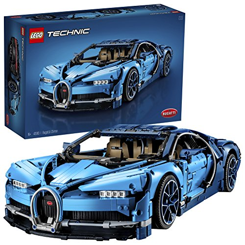 レゴ(LEGO) テクニック ブガッティ・シロン 42083