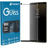 Tersely Screen Protector for Galaxy S9, Full Cover 4D Tempered Glass Screen Protector for Samsung Galaxy S9, Film Guard Ultra