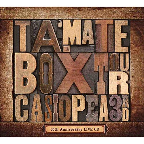 TA・MA・TE・BOX TOUR~CASIOPEA 35t...