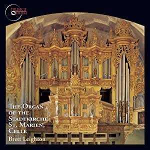 Organ of the Stadtkirche St Marien Celle