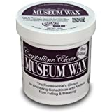 Quakehold! 44111 13-Ounce Museum Wax, Clear Adhesive, Reusable and Removable, Non-Toxic and Non-Damaging, Easy to Use, Great