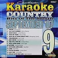 Karaoke: September 2007 Country Hits