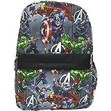 """Marvel - Avengers 16"""" Large All Over Print Backpack - 14181"""