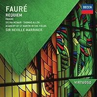 VIRTUOSO: Faure: Requiem; Pavane by Sylvia McNair (2012-07-24)