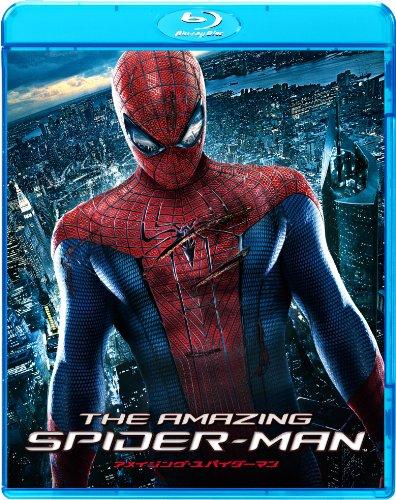 アメイジング・スパイダーマンTM [Blu-ray]の詳細を見る