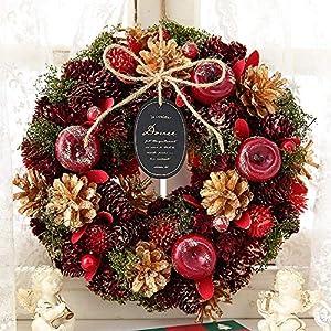 BunBunBee クリスマスリース「ハッピータイム・M」