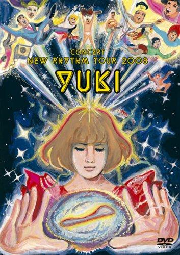 YUKI concert New Rhythm Tour 2008 [DVD]