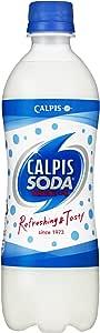 カルピス カルピスソーダ 500ml×24本