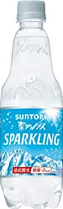 [炭酸水]サントリー 天然水 南アルプス スパークリング 500ml×24本