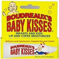 Boudreaux's Baby Kisses Moisturizer, 0.35 Ounce Pack of 6) by Boudreaux's Butt Paste [並行輸入品]