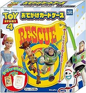 トイ・ストーリー4 おでかけカードケース 10個入 食玩・ガム(トイ・ストーリー4)