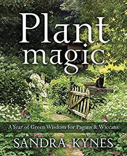 Plant Magic: A Year of Green Wisdom for Pagans & Wiccans by [Kynes, Sandra]