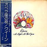 オペラ座の夜[クイーン][LP盤]