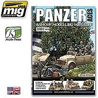 Panzer Ace nº48特別なDioramas # panz0048