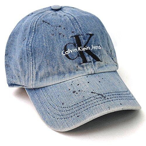 (Calvin klein Jeans) カルバン・クライン ジーンズ レディース メンズ CAP キャップ 帽子 41GH900 人気 Logo 定番 GARAGE PAINT 並行輸入品