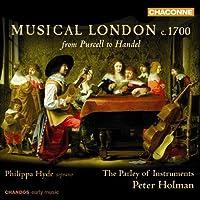 Musical London C. 1700