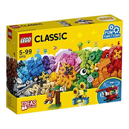 [해외]레고 (LEGO) 클래식 아이디어 부품 <기어 세트> 10712/Lego (LEGO) Classic Idea Parts <Gear Set> 10712