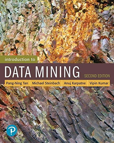 Download Introduction to Data Mining (2nd Edition) (What's New in Computer Science) 0133128903