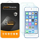 (2 Pack) Supershieldz for Apple New iPod Touch (7th Gen 2019 Released, 6th and 5th Generation) Tempered Glass Screen Protecto