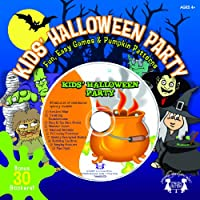 Kids Halloween Party Book and CD 子供のハロウィンパーティーの本とCD♪ハロウィン♪サイズ: