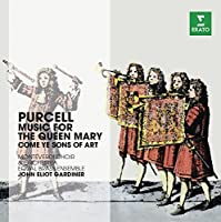 Purcell: Music for Queen Mary (The Erato Story) by John Eliot Gardiner
