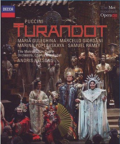 『トゥーランドット』全曲 ゼッフィレッリ演出、ネルソンス&メトロポリタン歌劇場、グレギーナ、M.ジョルダーニ、他(2009 ステレオ)