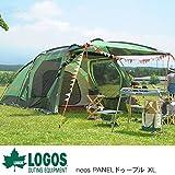 LOGOS ロゴス ドーム型2ルームテント neos PANELドゥーブル XL