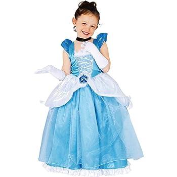 cee3f3c7168be ディズニー シンデレラ デラックス キッズコスチューム 女の子 120cm-140cm