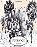Notebook Lotus Flower