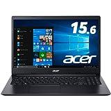 日本エイサー Acerノートパソコン Aspire3 A315-34-F14U/KF  Windows 10 CeleronN4000 4GB 256GBSSD 15.6型 Office H&B 2019 ブラック