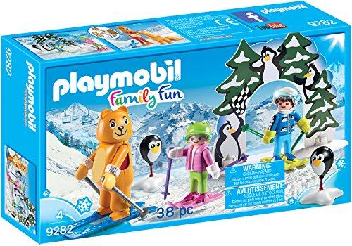 Playmobil FamilyFun Ski School / プレイモービルFamilyFunスキースクール
