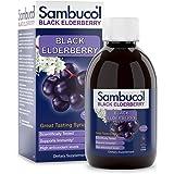 Sambucol Black Elderberry Syrup Original Formula, 7.8 Ounce Bottle