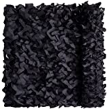 Senmortar Camo Netting, Camouflage Net Military Nets Lightweight Durable Without Grid for Sunshade Decoration Hunting Blind S
