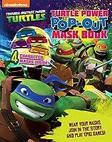 Teenage Mutant Ninja Turtles Turtle Power Pop Out Mask