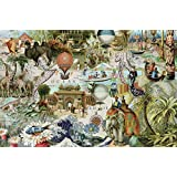 Ravensburger Oceania Puzzle 3000pc,Adult Puzzles